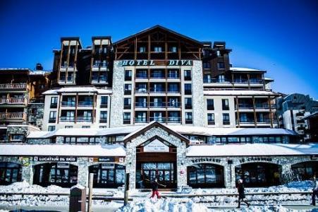 Location Val Claret : Hotel Club Belambra Tignes Diva hiver
