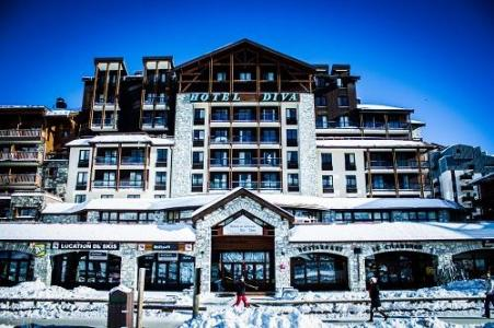 Hotel Club Belambra Tignes Diva