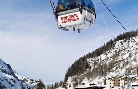Location au ski Hotel Club Mmv Les Brevieres - Tignes - Extérieur hiver