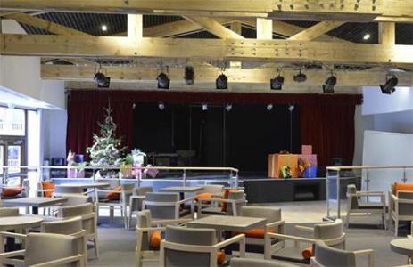 Location au ski Hotel Club Mmv Les Brevieres - Tignes - Intérieur