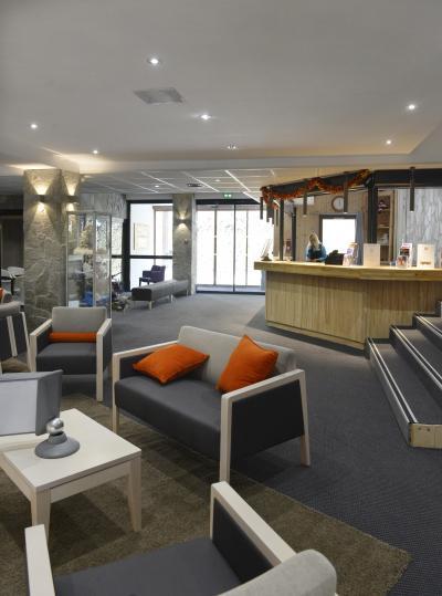 Rent in ski resort Hôtel Club MMV les Brévières - Tignes - Reception