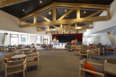 Rent in ski resort Hôtel Club MMV les Brévières - Tignes - Inside