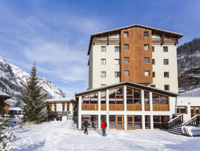 Location Tignes : Hôtel Club MMV les Brévières hiver