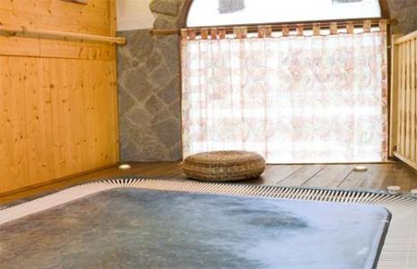 Location au ski Hotel Club Mmv Les Brevieres - Tignes - Bain à remous