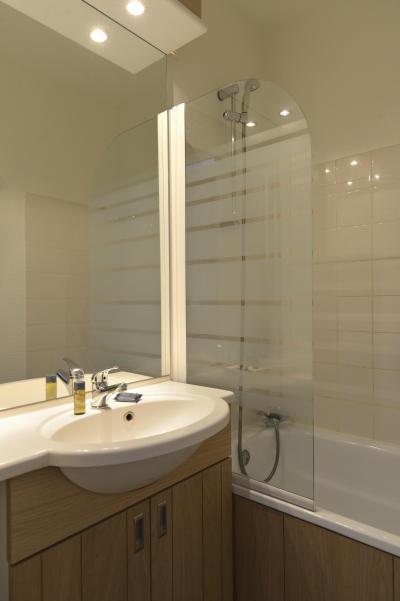 Rent in ski resort Hôtel Club MMV les Brévières - Tignes - Bathroom