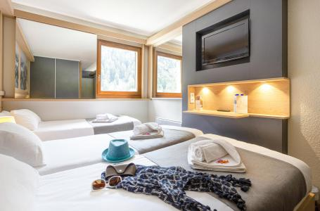 Rent in ski resort Hôtel Club MMV les Brévières - Tignes - Bedroom