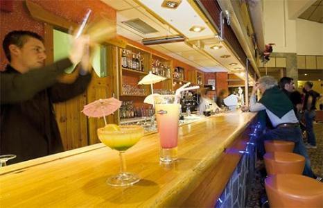 Location au ski Hotel Club Mmv Les Brevieres - Tignes - Bar
