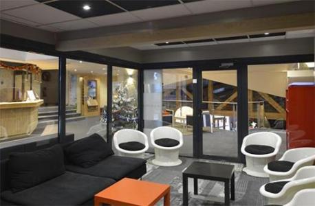 Location au ski Hotel Club Mmv Les Brevieres - Tignes - Réception
