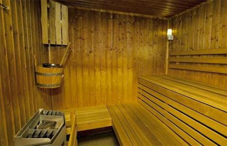 Location au ski Hotel Club Mmv Les Brevieres - Tignes - Sauna