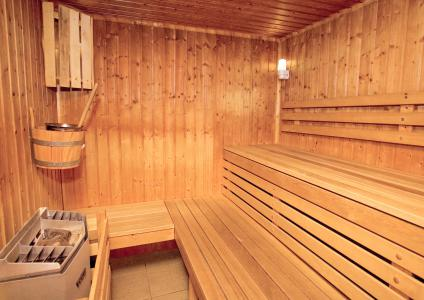 Rent in ski resort Hôtel Club MMV les Brévières - Tignes - Sauna