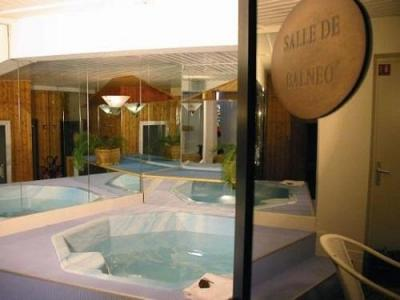 Location au ski Hotel Le Ski D'or - Tignes - Bain à remous