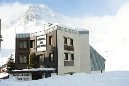 Location au ski Hotel Le Ski D'or - Tignes - Extérieur hiver