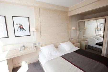 Location au ski Hotel Le Ski D'or - Tignes - Lit simple