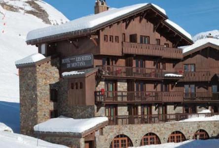Rental  : Hôtel les Suites du Montana winter