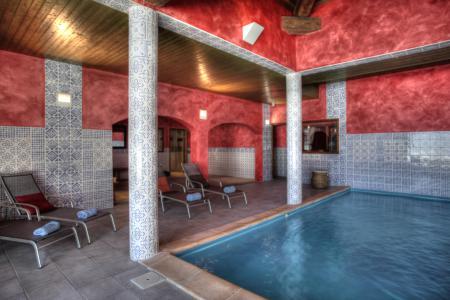 Location au ski Hôtel les Suites du Montana - Tignes - Piscine