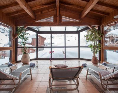 Rent in ski resort Hôtel Village Montana - Tignes - Inside