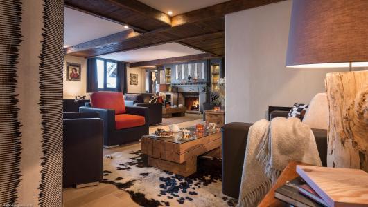 Rent in ski resort Hôtel Village Montana - Tignes - Bar