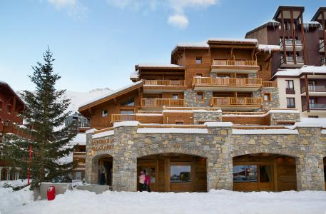 Rental  : La Ferme du Val Claret winter