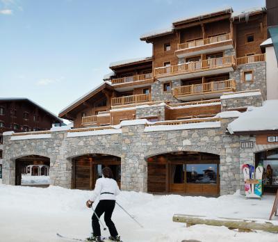 Location au ski La Ferme du Val Claret - Tignes - Extérieur hiver
