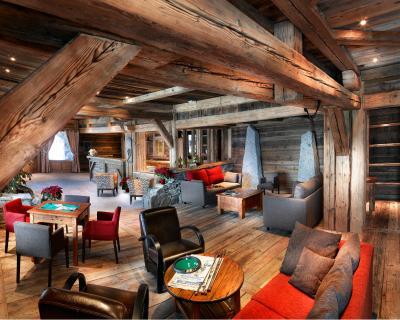 Location au ski La Ferme Du Val Claret - Tignes - Réception