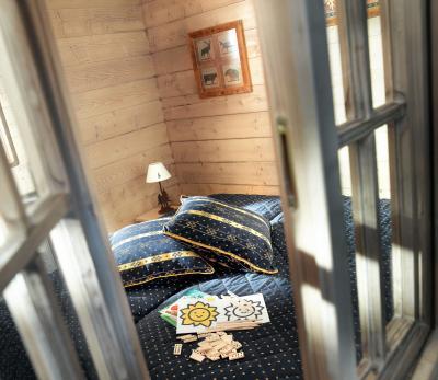 Rent in ski resort La Ferme du Val Claret - Tignes - Bedroom