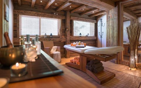 Location au ski La Ferme du Val Claret - Tignes - Massage