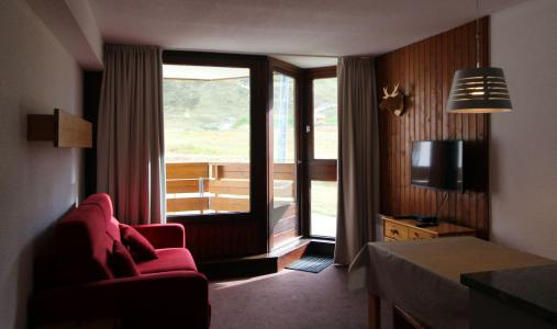 Rent in ski resort Studio sleeping corner 4 people (14CL) - La résidence Borsat - Tignes - Apartment