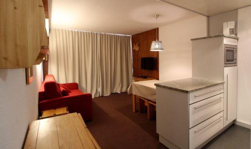 Rent in ski resort Studio sleeping corner 4 people (14CL) - La résidence Borsat - Tignes - Bunk beds