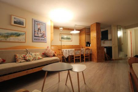Rent in ski resort 3 room apartment sleeping corner 7 people (601CL) - La résidence le Palafour - Tignes - Single bed