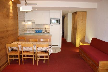 Rent in ski resort 2 room apartment cabin 6 people (102CL) - La résidence le Palafour - Tignes