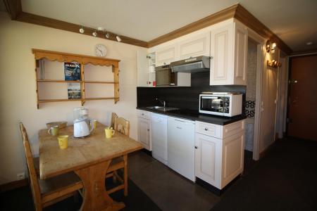 Rent in ski resort Studio sleeping corner 4 people (809CL) - La résidence le Palafour - Tignes