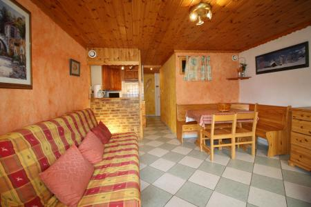 Rent in ski resort Studio cabin 4 people (604CL) - La résidence le Palafour - Tignes