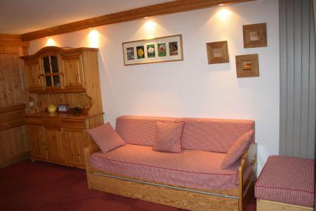 Rent in ski resort Studio sleeping corner 4 people (807CL) - La résidence le Palafour - Tignes