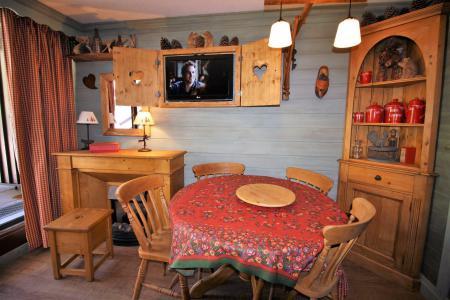 Rent in ski resort Studio sleeping corner 4 people (202CL) - La résidence le Palafour - Tignes