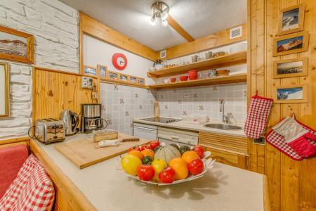 Rent in ski resort Studio sleeping corner 4 people (804CL) - La résidence le Palafour - Tignes