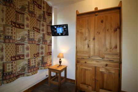 Rent in ski resort Studio 2 people (213CL) - La résidence le Palafour - Tignes