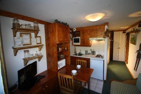 Rent in ski resort Studio 2 people (212CL) - La résidence le Palafour - Tignes