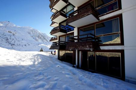 Rent in ski resort Studio cabin 5 people (210CL) - La résidence le Palafour - Tignes - Winter outside