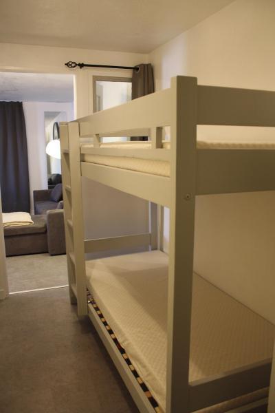 Rent in ski resort Studio sleeping corner 4 people (208CL) - La résidence le Palafour - Tignes