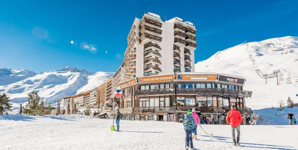 Rent in ski resort La résidence le Palafour - Tignes