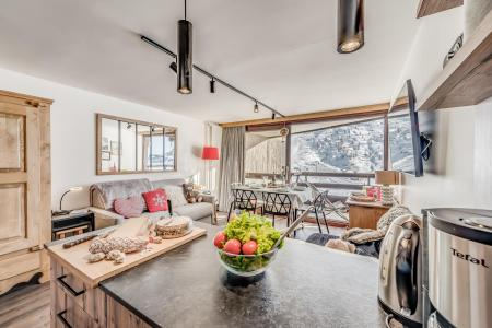 Rent in ski resort Studio sleeping corner 4 people (702P) - La résidence le Palafour - Tignes