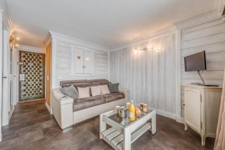 Rent in ski resort Studio sleeping corner 4 people (309P) - La résidence le Palafour - Tignes