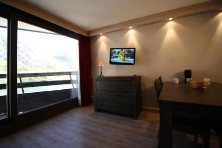 Rent in ski resort Studio sleeping corner 4 people (907CL) - La résidence le Palafour - Tignes