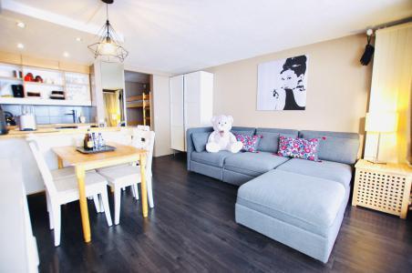 Rent in ski resort Studio sleeping corner 4 people (502CL) - La résidence le Palafour - Tignes