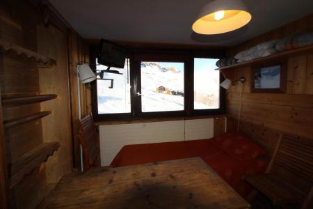 Rent in ski resort Studio 2 people (1109CL n'est plus commercialisé) - La résidence le Palafour - Tignes - Living room