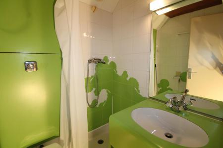 Rent in ski resort Studio 2 people (1109CL n'est plus commercialisé) - La résidence le Palafour - Tignes - Shower