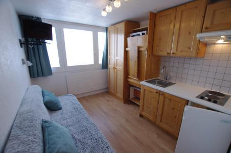 Rent in ski resort Studio 2 people (515CL) - La résidence le Palafour - Tignes - Kitchenette