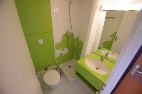 Rent in ski resort Studio 2 people (515CL) - La résidence le Palafour - Tignes - Shower