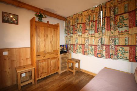 Rent in ski resort Studio 2 people (613CL) - La résidence le Palafour - Tignes - Pull-out beds