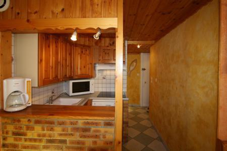Rent in ski resort Studio cabin 4 people (604CL) - La résidence le Palafour - Tignes - Kitchenette